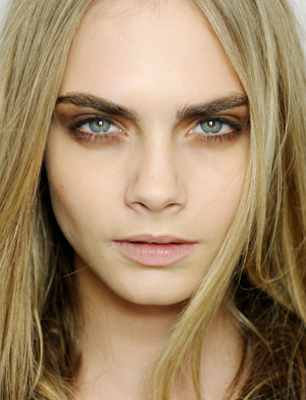 cara delevigne brows