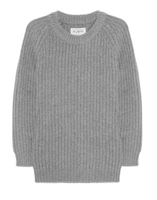 Aubin & Wills Chunky Knit Merino Sweater