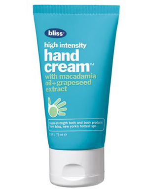 High Intensity Hand Cream