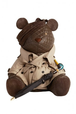burberry pudsey bear