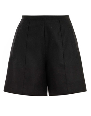 Carven Wool Shorts