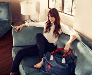 Charlotte Gainsbourg for Tommy Hilfiger Charity