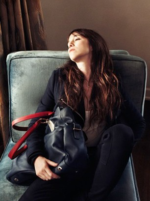 Charlotte Gainsbourg for Tommy Hilfiger