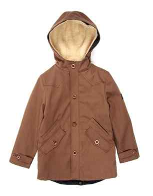 Finger In The Nose Fur-Lined Montana Parka