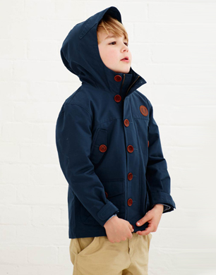 Kids Mountain Parka