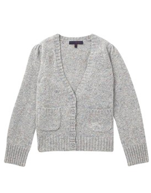 Firework Tweed Knit Cardi