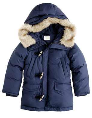 Boy's Expedition Parka