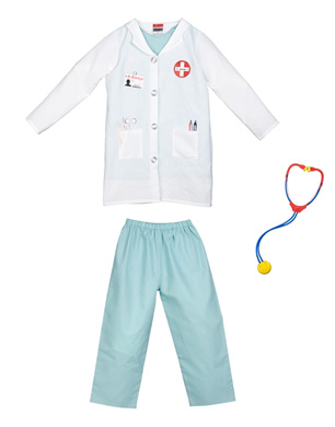 Doctor Dressing-Up Outfit