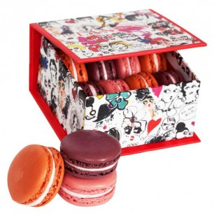 Lanvin for Laduree Macaroons