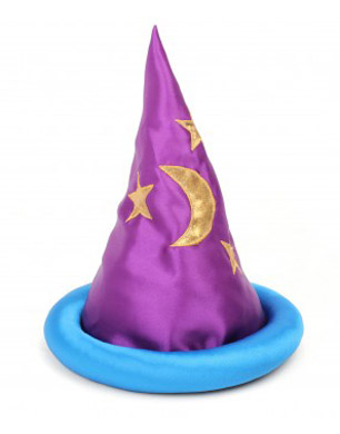 Lucy Locket Wizard Hat