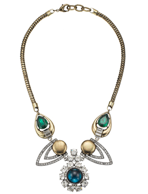 Lulu Frost for Whistles Necklace