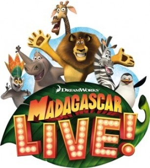 Madagascar Live! tours the UK in 2013