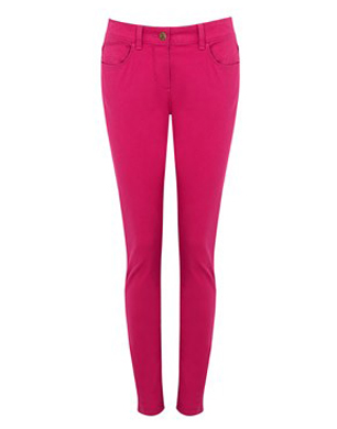 Hot Pink Jeggings