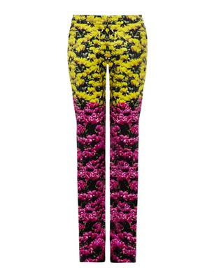 Mary Katrantzou Strip Valley Trousers