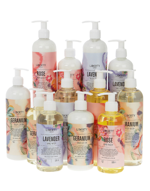 Liberty Bath & Body Collection