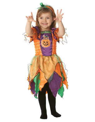 Rubies Halloween Pumpkin Witch Costume