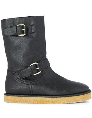 Stella McCartney Chewy Buckled Boots