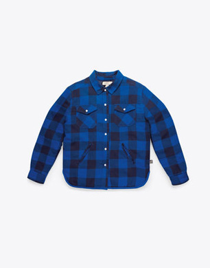 Hunter Quilter Check Shirt