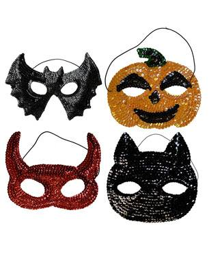 The Contemporary Home Halloween Masks