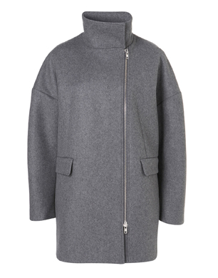 Made In Britain Premium Domed Sleeve Coat
