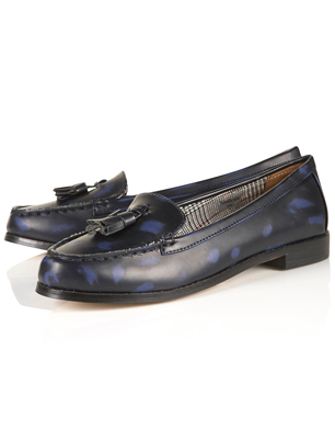 Monument Tassel Loafers