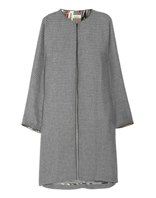 Tucker Lightweight Knitted Coat