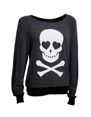 Love Bones Baggy Beach Jumper