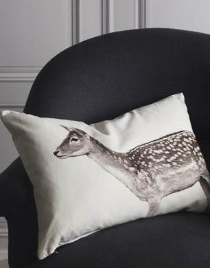 Bambi Knit Cushion