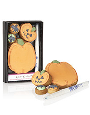 Custom Cookie Co. Pumpkin Cookie Card