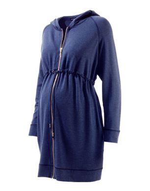 Loungewear Hooded Tunic