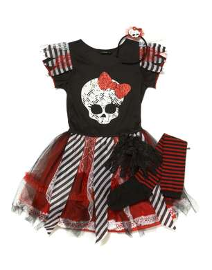 Pirate Girl Halloween Costume. Asda  sc 1 st  StyleNest : asda childrens halloween costumes  - Germanpascual.Com