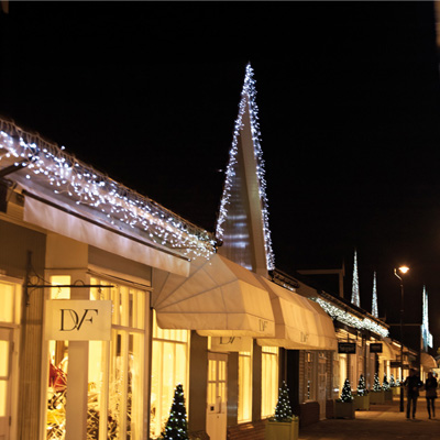 Christmas At Bicester Village 2012 Stylenest