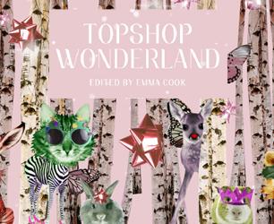 Emma Cook Topshop Wonderland