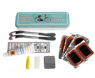 Feat-Bicycle puncture repair kit £4.95 dotcom