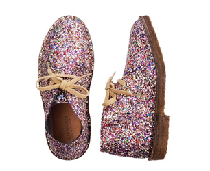 Feat-jcrew glitter shoes