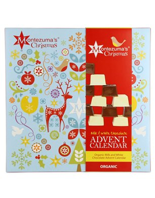 Organic Flavoured Milk & Dark Chocolate Advent Calendar
