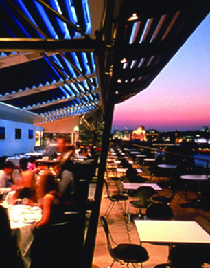Celebrate New Year's Eve at The OXO Tower