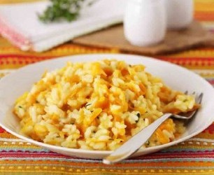 Carrot and Lemon Thyme Risotto | StyleNest