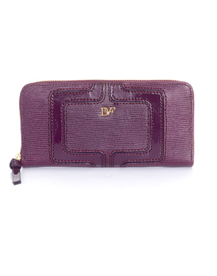 DVF Chain Link Wallet