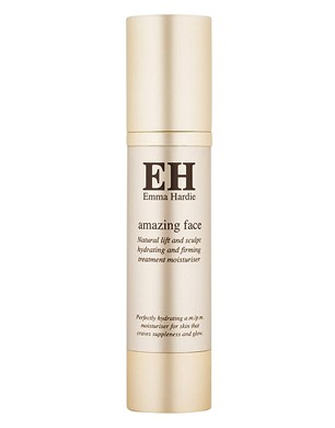 Emma Hardie Amazing Face Natural Lift and Sculpt A.M/P.M Hydrating and Firming Treatment Moisturiser