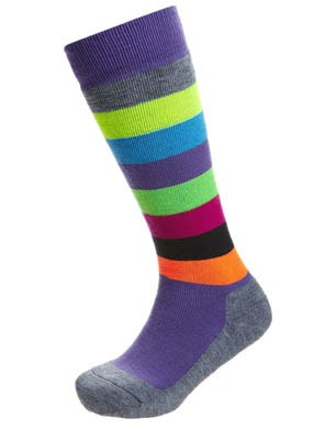 Ski Ringel Fashionable Children's Ski Socks