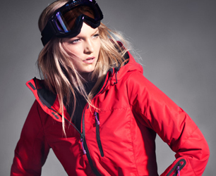 h&m ski wear for women