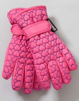 John Lewis Girl Ski Gloves
