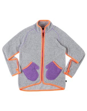 Molo Ushi Fleece Jacket