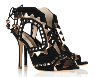Sophia Webster Cutout Sandals