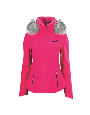 Spyder Women's Posh Faux Fur Jacket