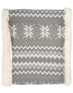 Sno Jacquard Snood