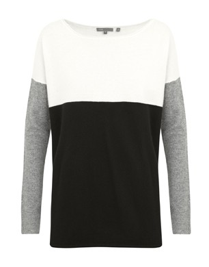 Vince Wool and Cashmere Blend Jumper