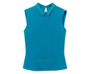 bold blue trend