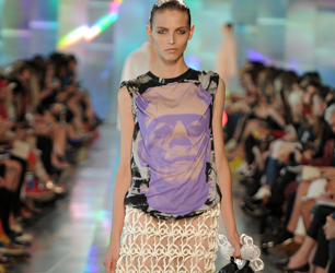 Christopher Kane SS13 Show
